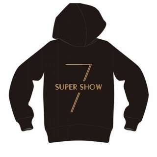 WTB SS7 Super Junior Official Hoodie