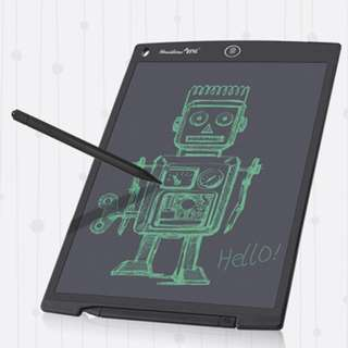 Large Writing Board Electronic Digital Board LCD Tablet Kids Drawing Puzzle