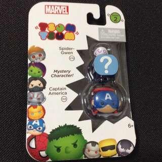 TSUM TSUM Marvel 3 Pack