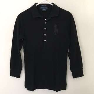 Ralph Lauren Polo top size 6-8 **Kenzo Nike Tommy Hilfiger**