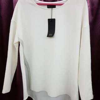 SEED White Blouse