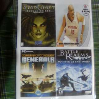 7 in 1 PC Games DVD