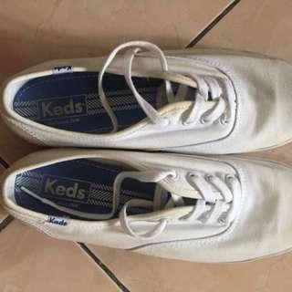 Keds White Shoes