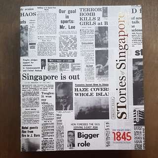 Front Page: STories of Singapore since 1845