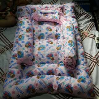 Baby Comforter with Pillows (Frozen)