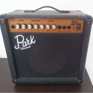 "Marshall Park G15RCD 1x8"" 15W Combo Amp"