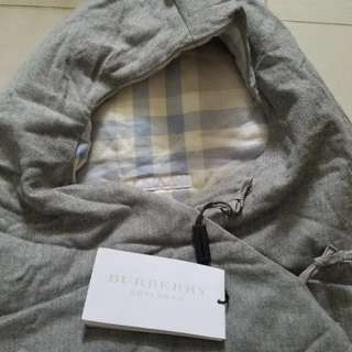 Burberry swaddle wrap