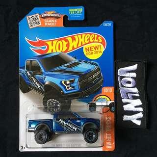 Hot Wheels hotwheels HW '17 Ford F-150 Raptor vollny