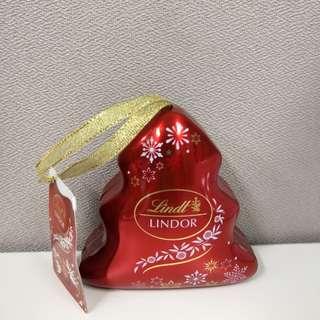 聖誕小禮物 Lindor 朱古力聖誕樹 小禮盒