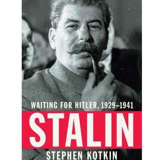 Stalin, Waiting for Hitler