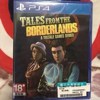 PS4 邊緣禁地 英文版 全新未拆
