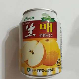 Nyonghup Drinks (Fruit drinks with pulp)