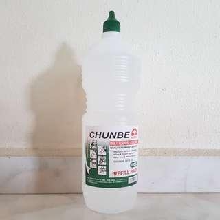 CHEAP CLEAR GLUE (CHUMBE)