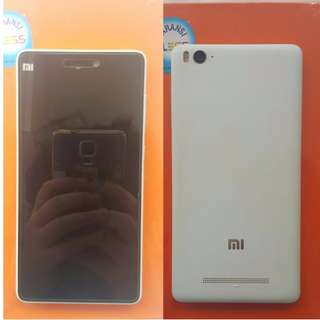 FOR SALE! XIAOMI MI4C WHITE 32GB RAM 3 GB 4G