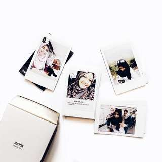 Instax SP-2 Printing Service