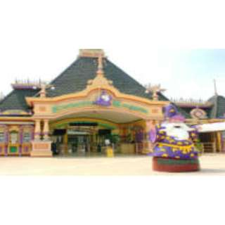 LIMITED TIME OFFER Enchanted Kingdom Park Only Ticket (For Weekend only)