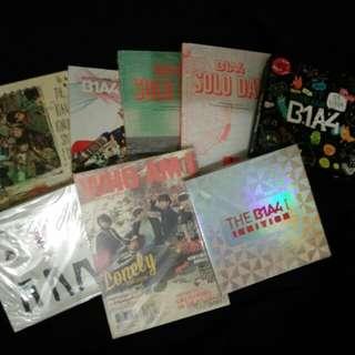 [WTS FAST] B1A4 ALBUMS
