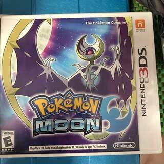 Pokemon moon with shining shivaley code