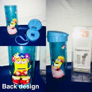 Tupperware minions limited edition