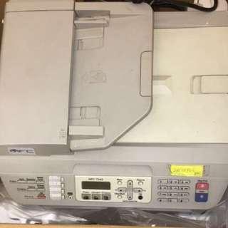 影印機十SCAN(新墨盒)