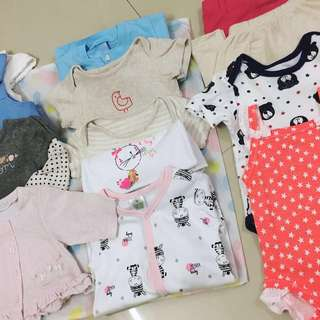 6-9m baby girl clothing