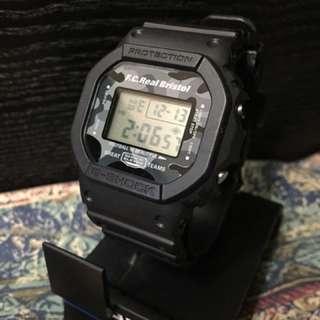 G-Shock / DW5600VT F.C.Real Bristol 2014