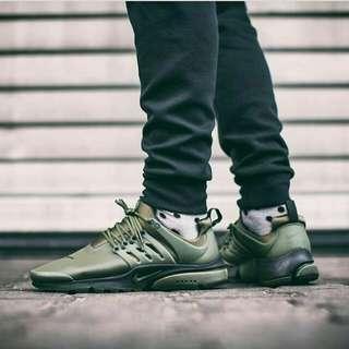 Nike Air Presto Low Utility Green