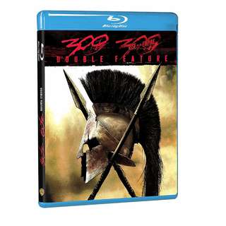 🆕 300 / 300: Rise of an Empire Blu Ray