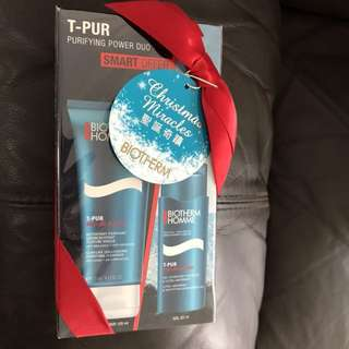 🆕 Biotherm T-Pur Purifying Power Duo