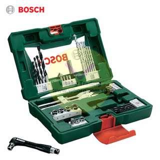 Bosch 41pcs Drill & Screw Bits w/ Angle Driver
