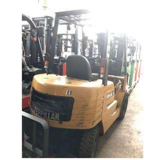 Caterpillar 2 Ton Forklift
