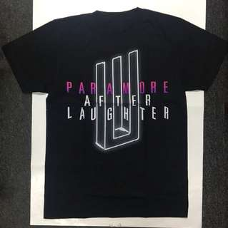 Paramore - After Laughter T-shirt Band Merch (S/M)