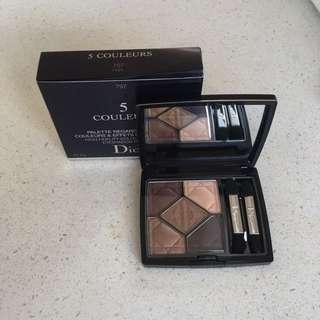 Christian Dior 5colour eye-shadow palette 797FEEL