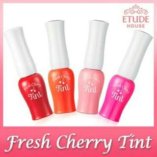 Fresh Cherry Tint Original Etude House