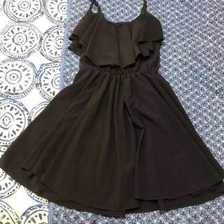 Black Size 8 Dress