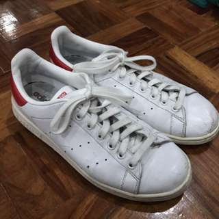 Stan Smith Red Toe