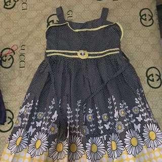 preloved dress donita size 10