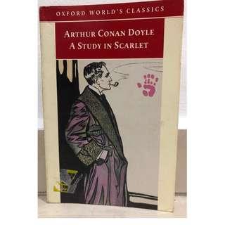 Arthur Conan Doyle - A Study in Scarlet (1999)