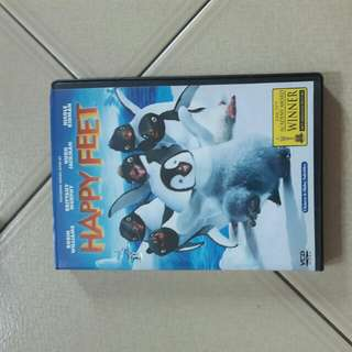 Happy Feet CD