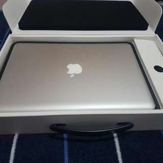 Macbook Pro Mid 2012 (Rush!!)