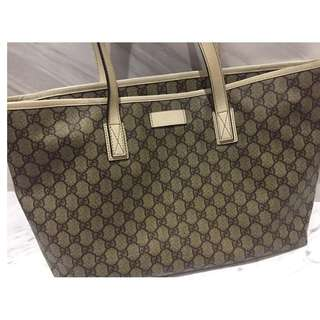 Gucci Large Shoulder Tote