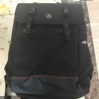 New authentic Mercedes Backpack