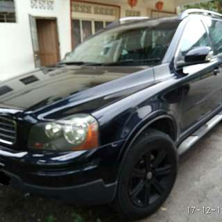 Volvo XC90 2.5L Turbocharged  2007/08 Status : 🇸🇬 ( SPORE )  Excellent Condition   For Spare Parts Or Track Use.   Interested Pls Click 👇 ( CHAT )