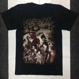 My Chemical Romance - T-shirt Band Merch