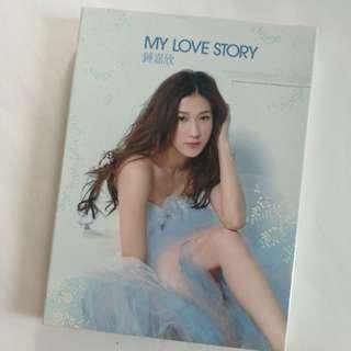 Linda Chung 钟嘉欣 CD + DVD