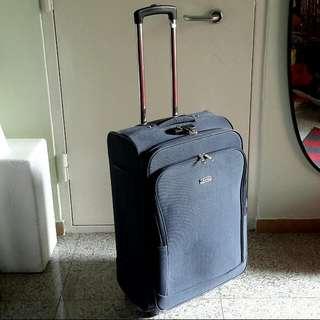 "Swiss Polo 26"" 4 Wheels Spinner Luggage Bag"