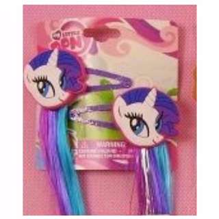 My Little Pony Faux Hair Clip