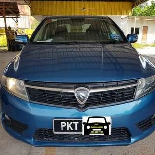Proton Preve 2012 Auto Cfe Turbo