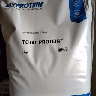 My Protein Total Protein 5kg Brand New Sealed