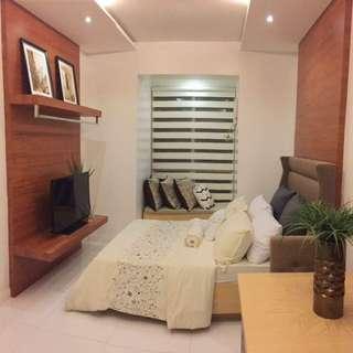 5,000 a Month Condo in Quezon City Tomas Morato near ABS CBN